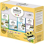 Zarbee's Naturals Baby Bee Prepared Kit, including Cough Syrup + Mucus, Chest Rub, Gripe Water, Multivitamin with Iron, 7.5 Fl. Ounces Total