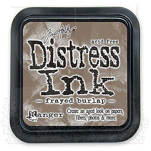 Distress Ink Frayed Burlap (Distress Ink Pad-Frayed Burlap)