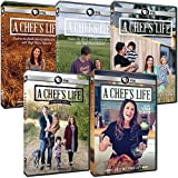 A Chef's Life: Season 1-4 + A Chef's Life Holiday Special (9 DVD Set)