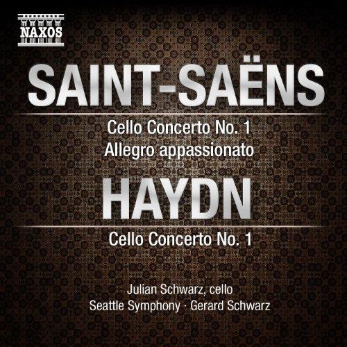 (Saint-Saens: Cello Concerto No. 1 - Allegro appassionato - Haydn: Cello Concerto No. 1)
