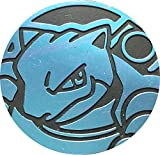Blastoise EX Coin from the Pokemon Trading Card Game (Large Size)