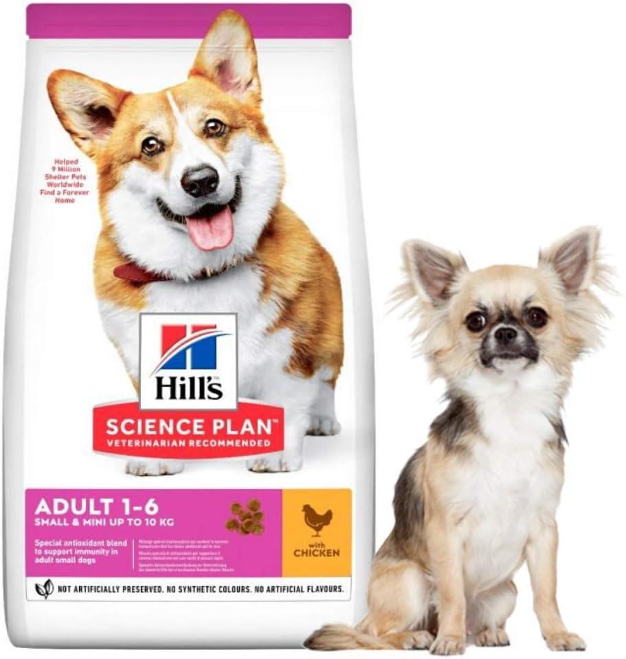 Hill´s Adult Small & Miniature para perro 3kg