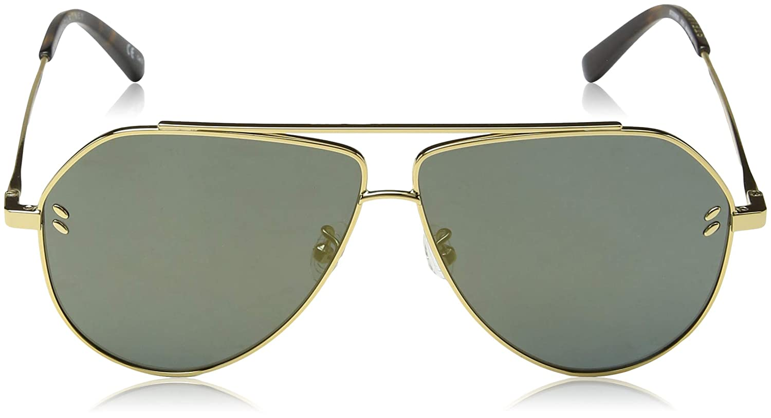 Amazon.com: anteojos de sol Stella Mccartney SC 0063 S- 003 ...