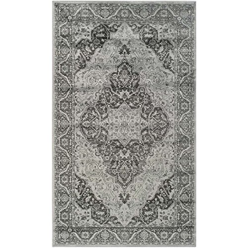Safavieh Tabriz Herati Collection TH4C 9'-6″-by-13'-6″ Hand-Knotted Wool Rug