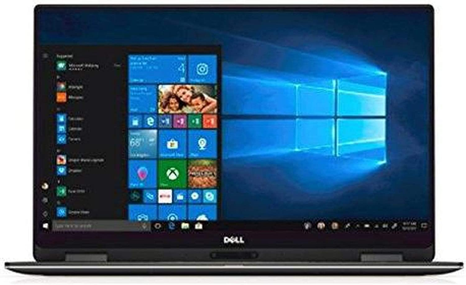 Dell XPS 13 9365 13-inch 2-in-1 QHD+ (3200 x 1800) Touchscreen i7-7Y75 16GB 512GB SSD Silver Windows 10 Home XPS9365-7215SLV-PUS (Renewed)