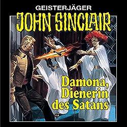 Damona, Dienerin des Satans (John Sinclair 4) [Remastered]