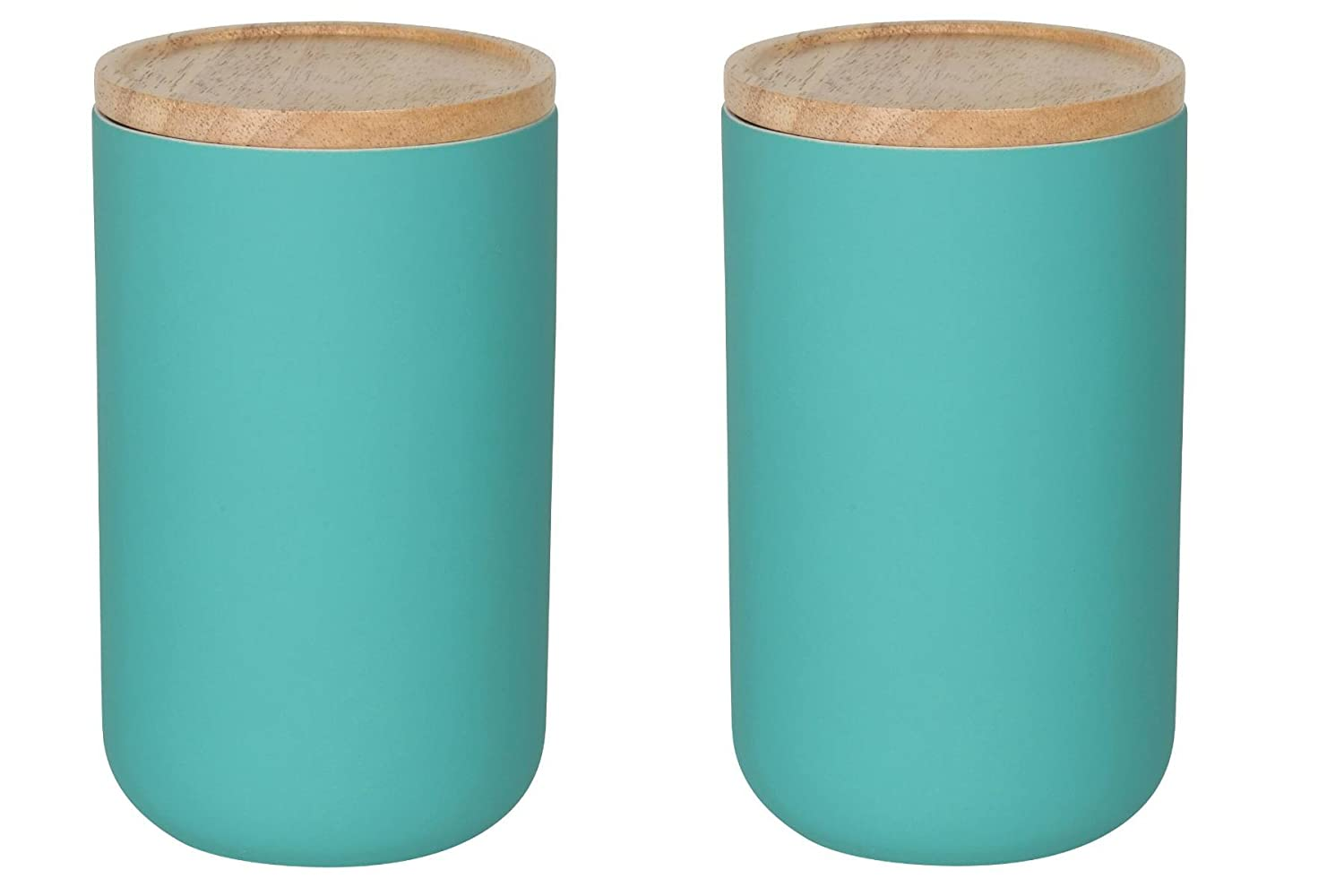 Amazon.com: Now Designs Canister, Large, Lagoon Blue, Set of 2 ...