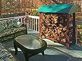 Dry Stacker Firewood Shelter Rack