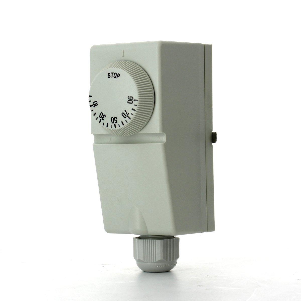 Termostato de contacto para tuberías Vemer Kont VE025300 Termostato de contacto para tubería empleada para cocer agua calderas, y otros aparatos para los ...