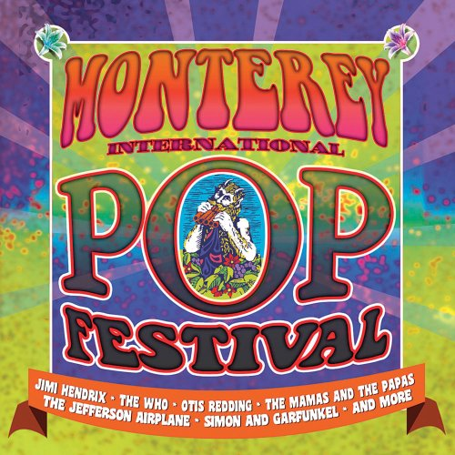 Monterey International Pop Festival by Razor & Tie