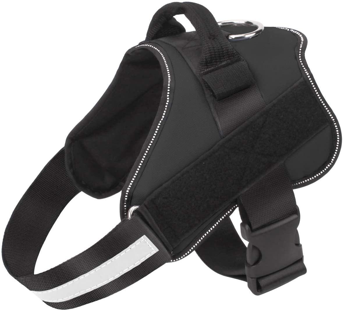 Bolux-Dog-Harness,-No-Pull-Reflective-Breathable-Adjustable-Pet-Vest-with-Handle
