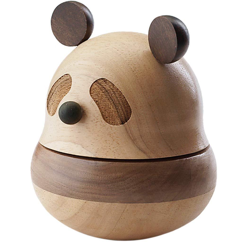 ZJ-Spieluhr Panda-Spieluhr Weibliche Geschenk für Kinder