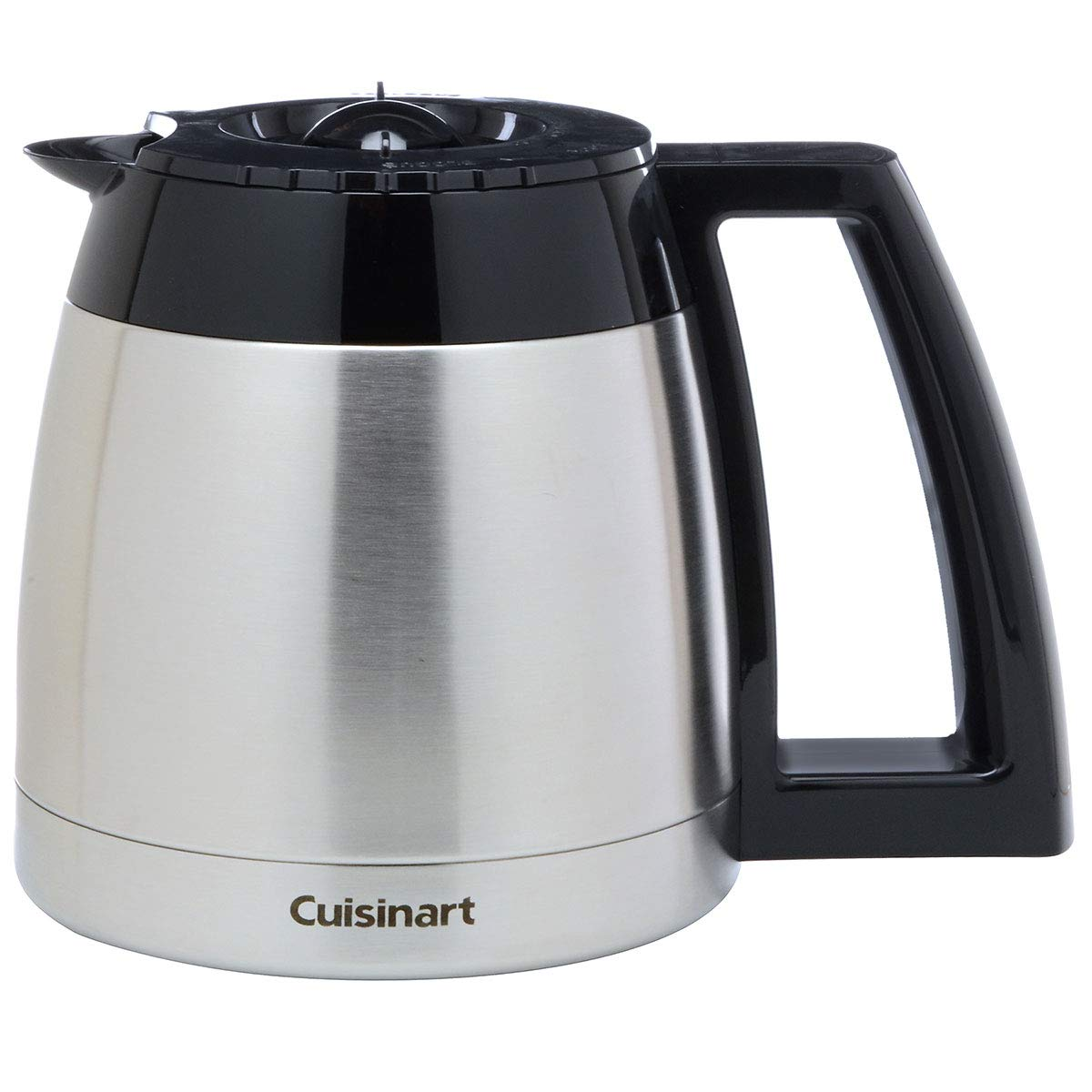Cuisinart DGB-600RC 10 Cup Stainless Thermal Carafe with Lid, Chrome by Cuisinart