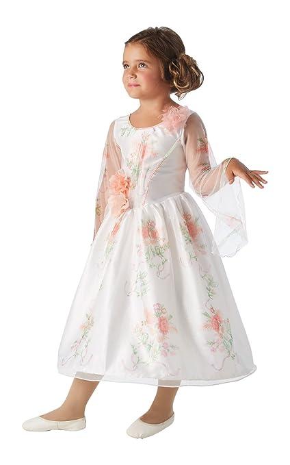 Rubies s – Disfraz de oficial de Disney Belle – la bella y la bestia película Childs celebración