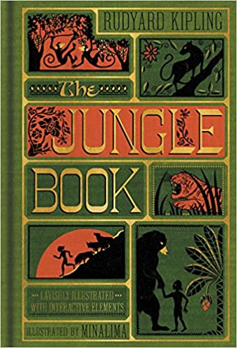 Image result for the jungle book rudyard kipling