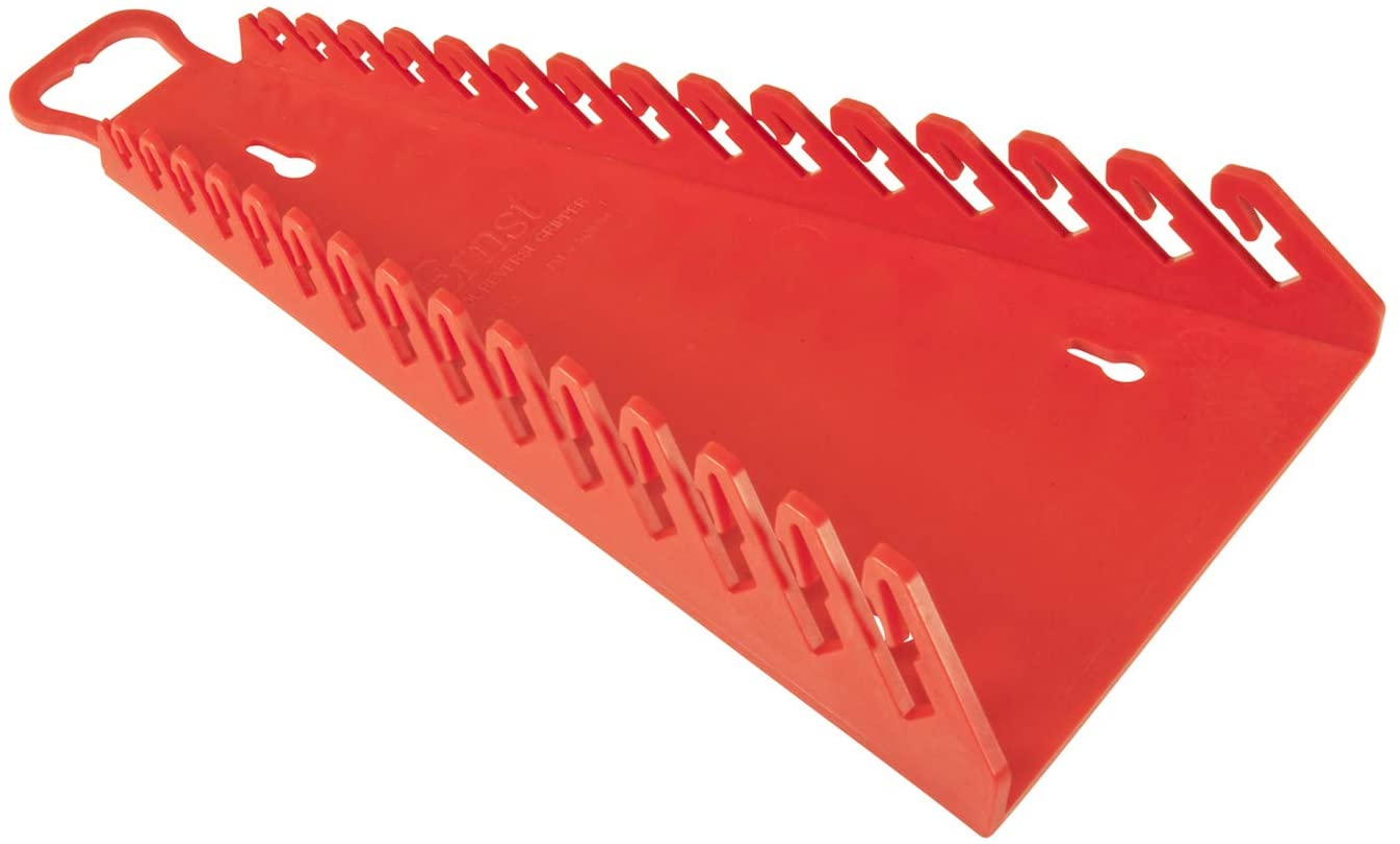 Black 8 Tool Ernst Manufacturing Gripper Reverse Wrench Organizer