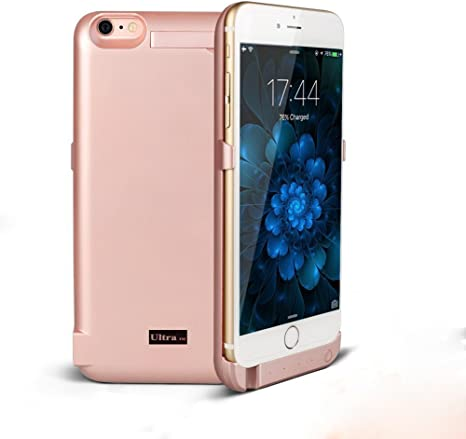 Rose Gold Power Bank Phone Charger