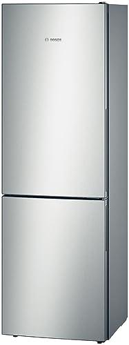 Bosch Serie 4 KGV36VL32S - Frigo-congelatore indipendente in acciaio ...
