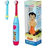 DentoShine Power Toothbrush for Kids (Chhota Bheem) (Blue)