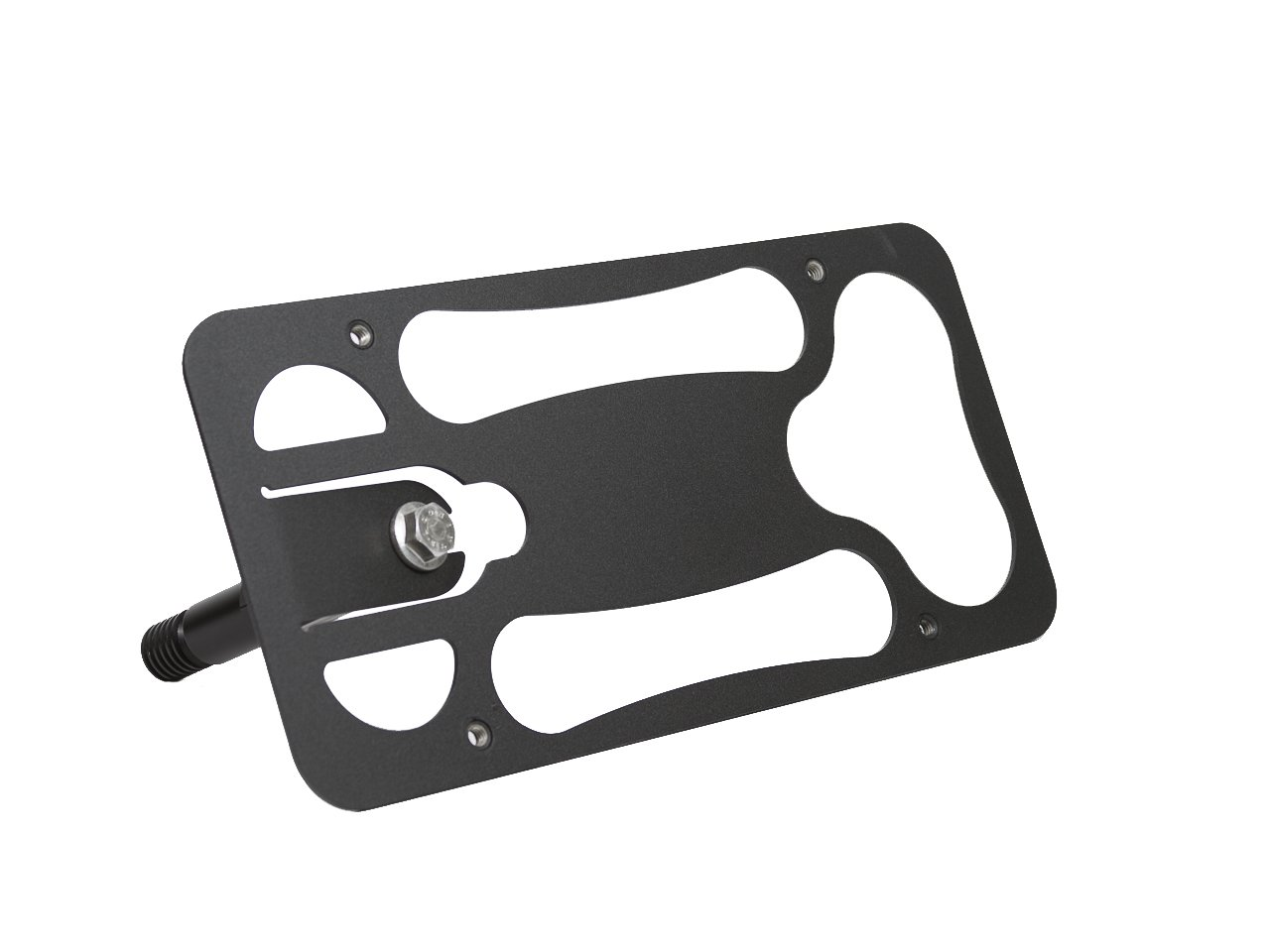 CravenSpeed The Platypus License Plate Mount for Mini Cooper (F56) 2014-2019 | No Drilling | Installs in Seconds | Made of Stainless Steel & Aluminum | Made in USA by CravenSpeed (Image #1)