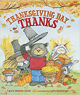 Image result for Thanksgiving Day Thanks by Laura Malone Elliott and Lynn Munsinger