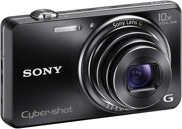 Sony Dsc Wx100b Cyber Shot Digitalkamera 2 7 Zoll Kamera