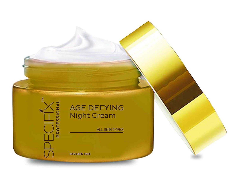VLCC Specifix Age Defying Night Cream, 50g