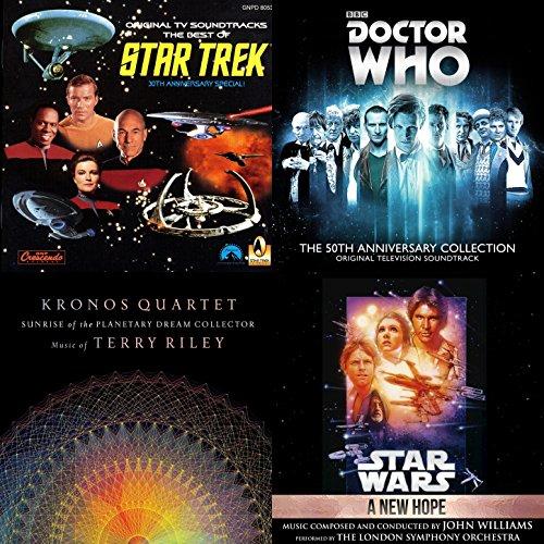 Sci Fi Adventure by Steve Jablonsky, Tyler Bates, Berliner