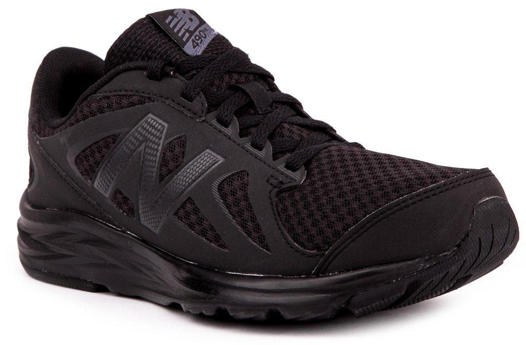 New Balance 490v4, Zapatillas Deportivas para Interior para Mujer 38 EU|Multicolor (Black)