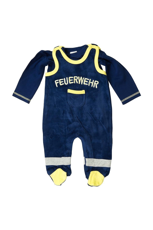Versandhaus des Deutschen Feuerwehrverbandes GmbH Babystrampler Gr. 62-68 Feuerwehr 20006