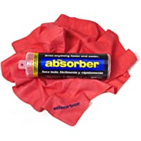 CleanTools 10063 Absorber Twin Pack 6-Pack 27 Inch x 17 Inch Red