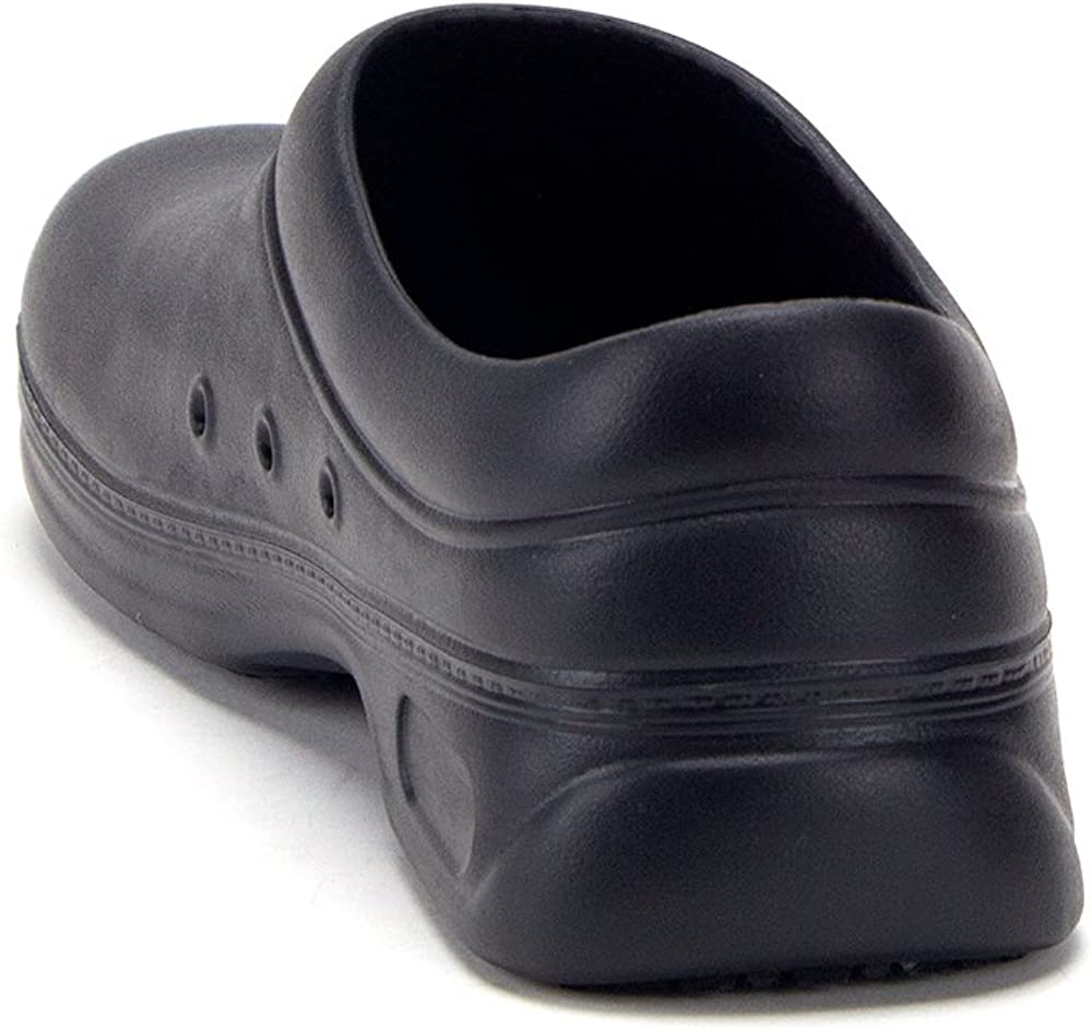 Jaime Aldo Mens Gofa Non-Slip Restaurant /& Hospital Nurse Slip On Clogs Work Shoes