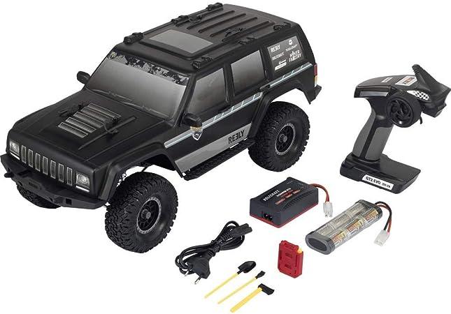 Reely Crawler Free Men Brushed 110 Automodelo eléctrico 4WD ...