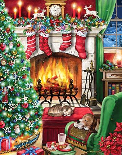 [해외]Cozy Christmas Advent Calendar (Countdown to Christmas) / Cozy Christmas Advent Calendar (Countdown to Christmas)
