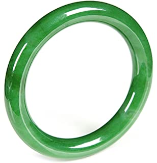 yu chinese jade genuine color natural ying bangle large collections bracelet bangles round black bracelets traditional