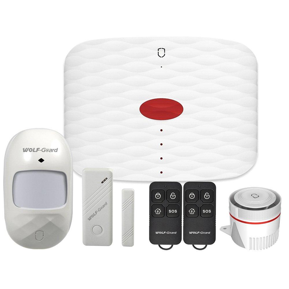 Wolf-Guard - Sistema de alarma de seguridad para el hogar ...