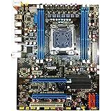 New X79 intel LGA 2011 motherboard ECC REG RAM LGA,3.2C ATX