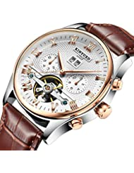 TIDOO Townsman Automatic Leather Watch