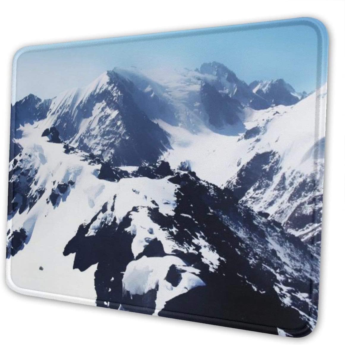 4 Size Available - Rectangle Rubber Mouse Mat for Computer//Laptop Washable Mouse Pad 3mm Thick 10 X 12 Inch X 0.12 Space Planet Non-Slip Gaming Mousepad