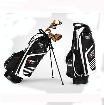 KANGLE PGM Portable Golf Stand Bolsa Palos de Golf bolsa-14 ...