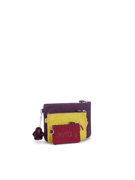 Kipling Iaka, Monedero para Mujer, 20x14x1 cm (B x H x T)