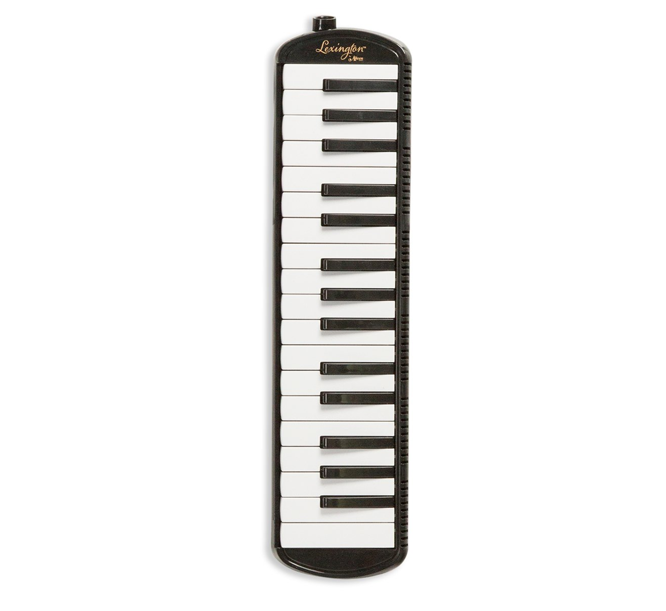 32 Piano Keys Melodica Made of Bronze Base and Reed, Package Includes 1 Carrying Case,1 Short, 2 Long Mouthpieces by Aileen (Image #7)