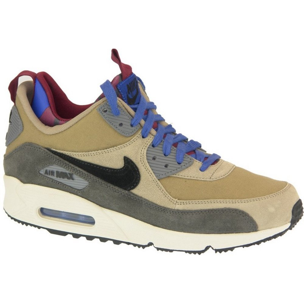 buy popular 7a18d 02598 Nike Air Max 90 Sneakerboot Premium Schuhe bamboo-black ...