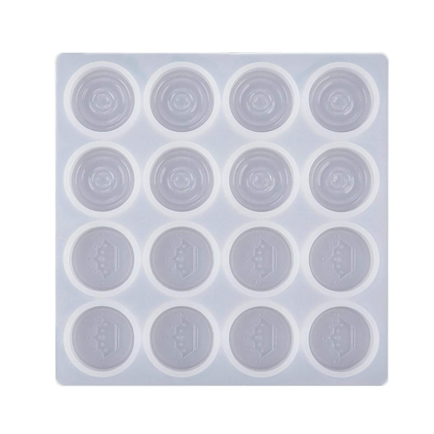 3D Handmade Silicone Mold Set Polymer Clay Resin Baking Mould Chess Board Silicone Mould DIY International Checker Clear Mould Silicone Epoxy Resin Molds