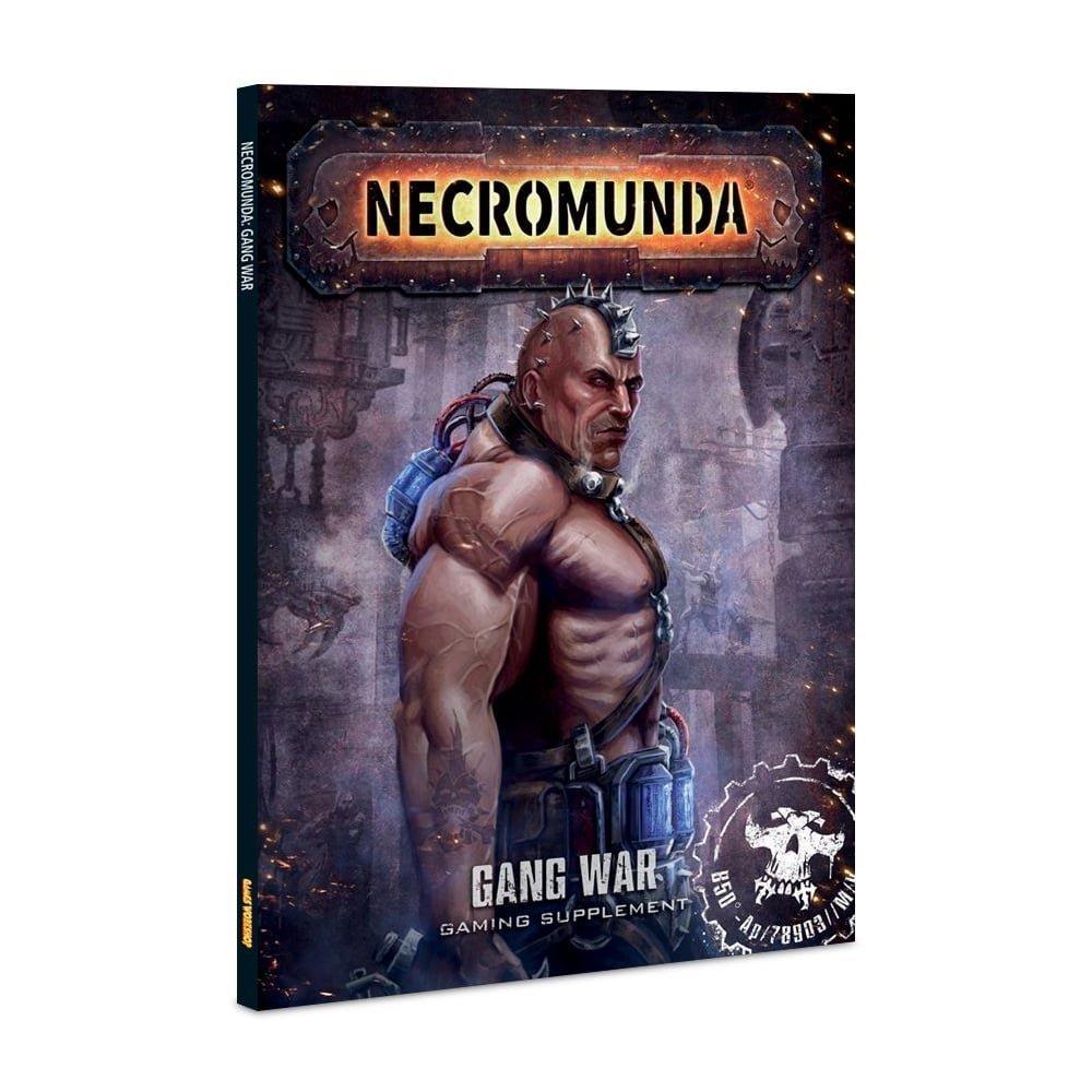 Necromunda Gang War Gaming Supplement Games Workshop SG/_1788261186/_US