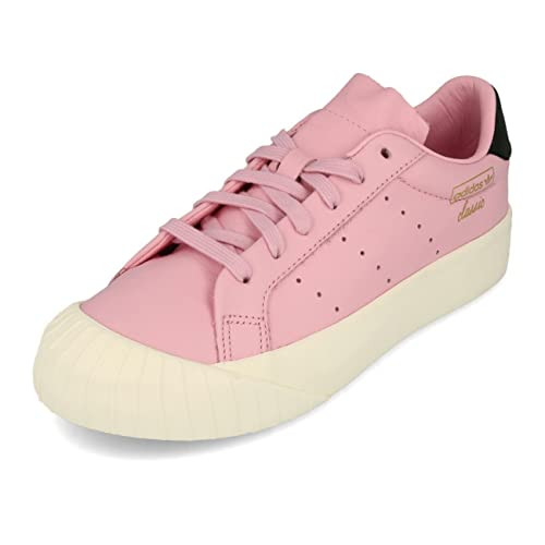 ADIDAS everyn W Rosa Pink Black Scarpe Sneaker Rosa Nero