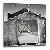 3dRose dpp_50873_3 Ansel Adams SW Church Photography Wall Clock, 15 by 15-Inch Review