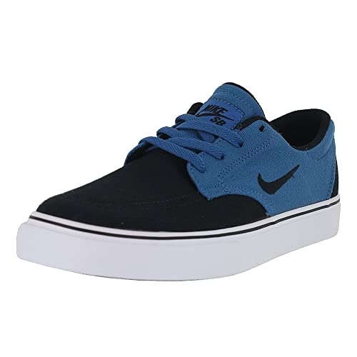 Nike - SB Embrague (GS) Brigada Azul Blanco Negro tamaño 4: Amazon.es: Zapatos y complementos