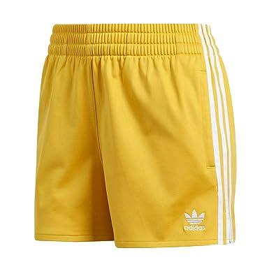 adidas Damen 3 Streifen Shorts