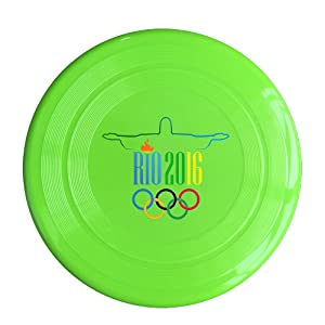 AOLM 2016 Athletic Meeting Game Outdoor Game Frisbee Flying Discs Yellow